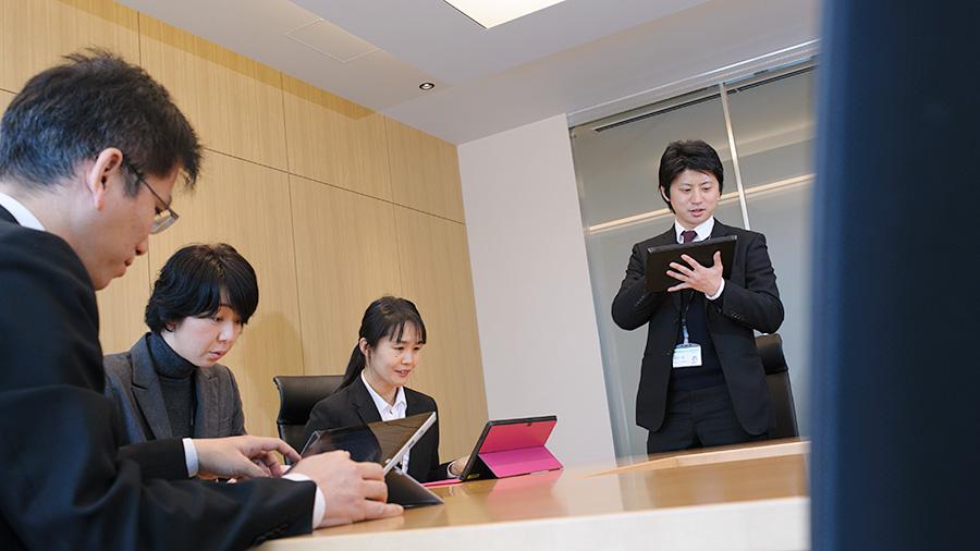 導入事例|株式会社北國銀行