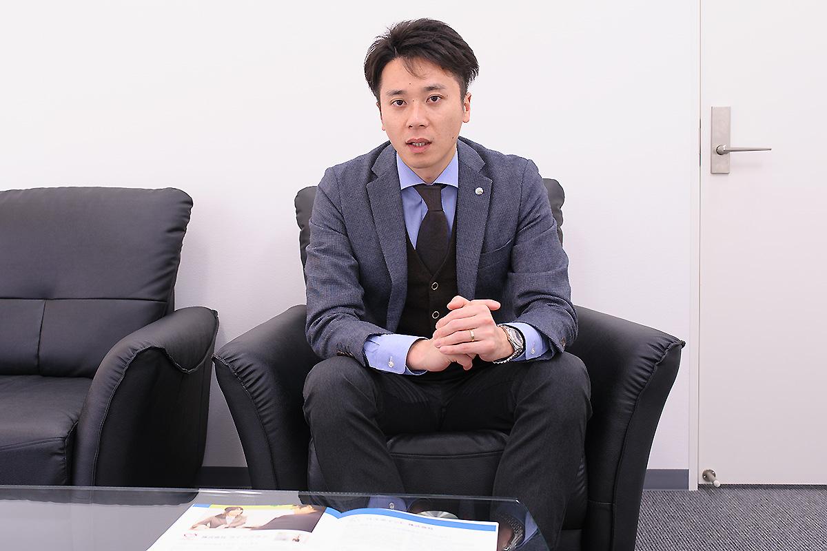 株式会社ライフホールディングス 経理統括 小野雅彦様
